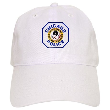 Chicago PD CSI Cap
