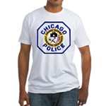 Chicago PD CSI Fitted T-Shirt