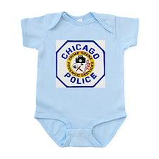 Chicago PD CSI Infant Creeper