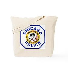 Chicago PD CSI Tote Bag