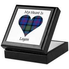 Heart - Logan Keepsake Box