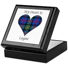 Heart - Logan Keepsake Box