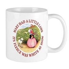 Mary Had A Little Lamb Mug