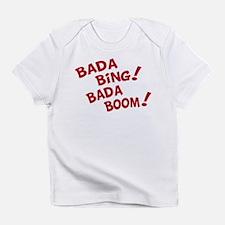 Cute Bada bing Infant T-Shirt