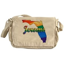 Jerome, Florida, Gay Pride, Messenger Bag