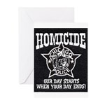 Chicago PD Homicide Greeting Cards (Pk of 10)