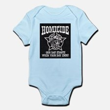Chicago PD Homicide Infant Creeper