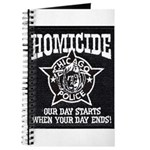 Chicago PD Homicide Journal