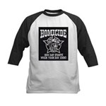 Chicago PD Homicide Kids Baseball Jersey