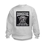Chicago PD Homicide Kids Sweatshirt