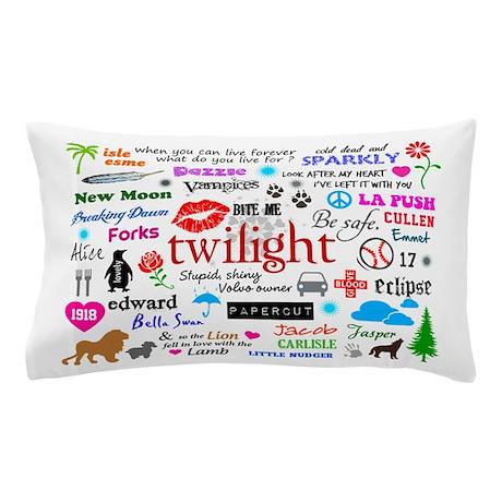 Twilight Memories Pillow Case