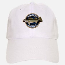 Walleye Fishing Baseball Baseball Cap