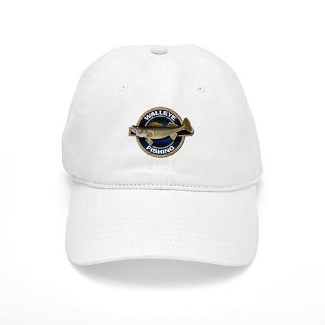 Walleye Fishing Cap