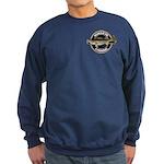 Walleye Fishing Sweatshirt (dark)