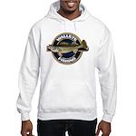 Walleye Fishing Hooded Sweatshirt