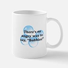 Angry Bubbles Mug
