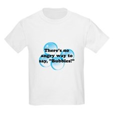 Angry Bubbles T-Shirt