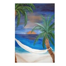 Hammock Sunset Postcards (Package of 8)