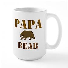 Papa Mama Baby Bear Mug