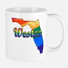 Weston, Florida, Gay Pride, Mug