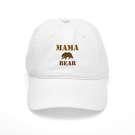 Papa Mama Baby Bear Cap