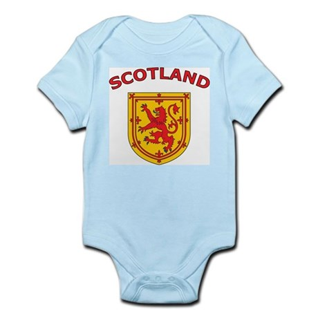 Scotland Infant Creeper