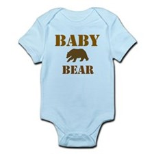 Papa Mama Baby Bear Infant Bodysuit