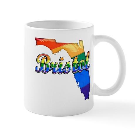 Bristol, Florida, Gay Pride, Mug