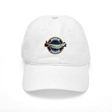 Muskie Fishing Baseball Cap