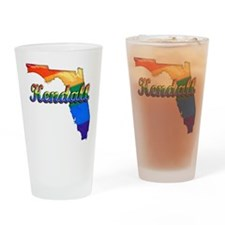 Kendall, Florida, Gay Pride, Drinking Glass