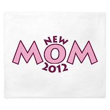 New Mom 2012 King Duvet