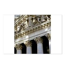 New York Stock Exchange Postcards (Package of 8)