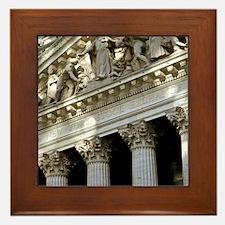 New York Stock Exchange Framed Tile