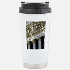 New York Stock Exchange Stainless Steel Travel Mug