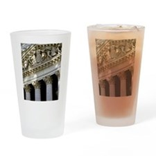 New York Stock Exchange Drinking Glass