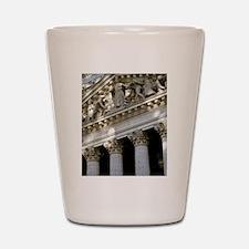 New York Stock Exchange Shot Glass