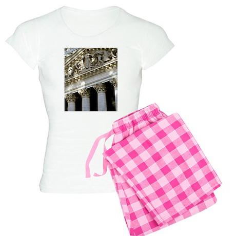 New York Stock Exchange Women's Light Pajamas