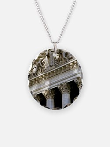 New York Stock Exchange Necklace