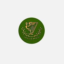 Erin Go Bragh Irish Mini Button