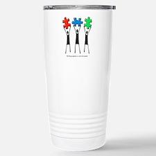 Solving the Puzzle Travel Mug