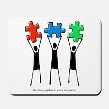 Solving the Puzzle Mousepad