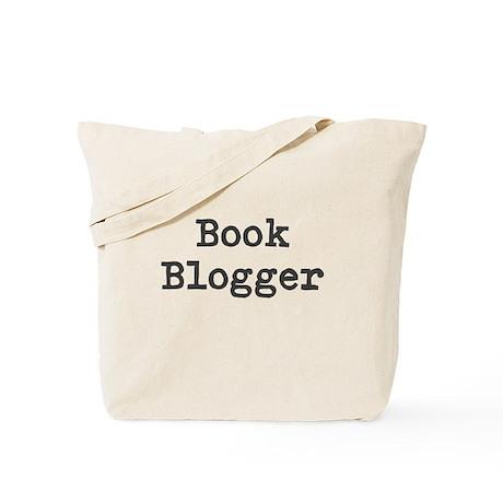 Book Blogger Tote Bag