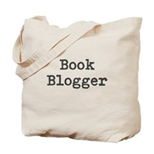 Book Blogger Tote Bag