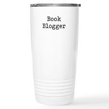 Book Blogger Travel Coffee Mug