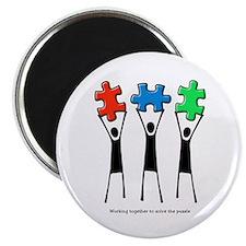 Cute Autism speaks Magnet