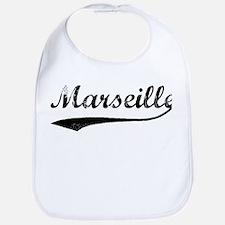 Vintage Marseille Bib