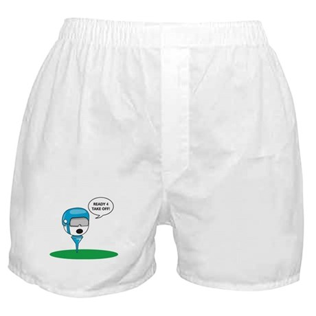Funny Golf Boxer Shorts