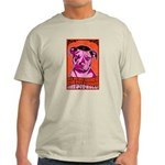 Give PITS a Chance! Pit Bull Light T-Shirt