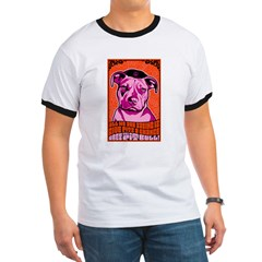2-sided Give PITS a Chance! T-shirt
