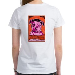 Give PITS a Chance! 2-sided Women's Tee